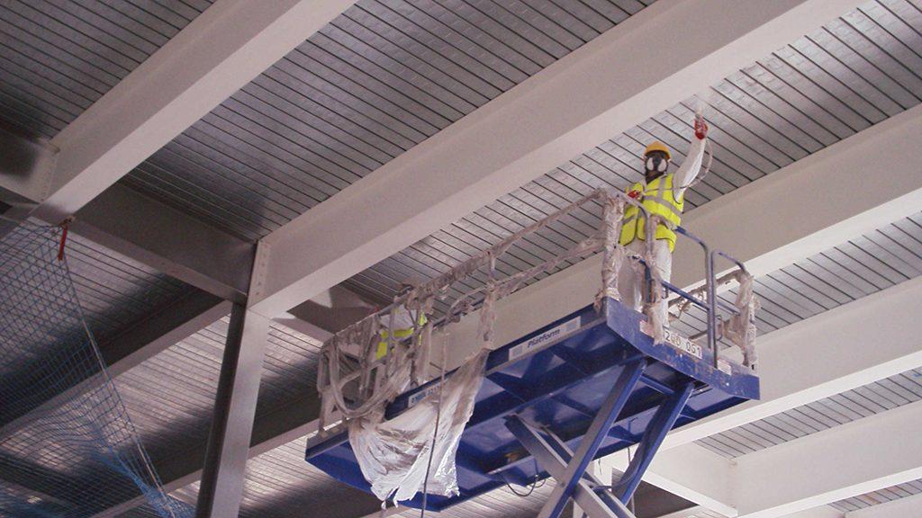 Tűzállóságot növelő bevonati rendszerek alkalmazását, karbantartását végzők tűzvédelmi szakvizsgája